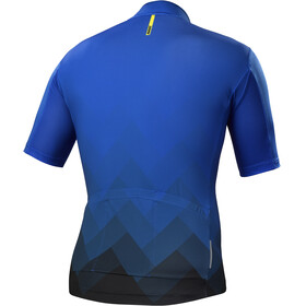 Mavic Cosmic Graphic Jersey Men Prince Blue